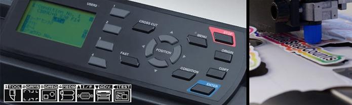 Graphtec FC9000 Contour Cutter
