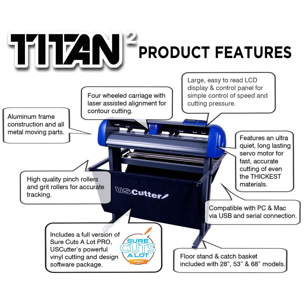 TITAN vinyl cutter